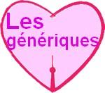 Les génériques