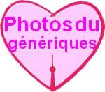 Le générique en photos